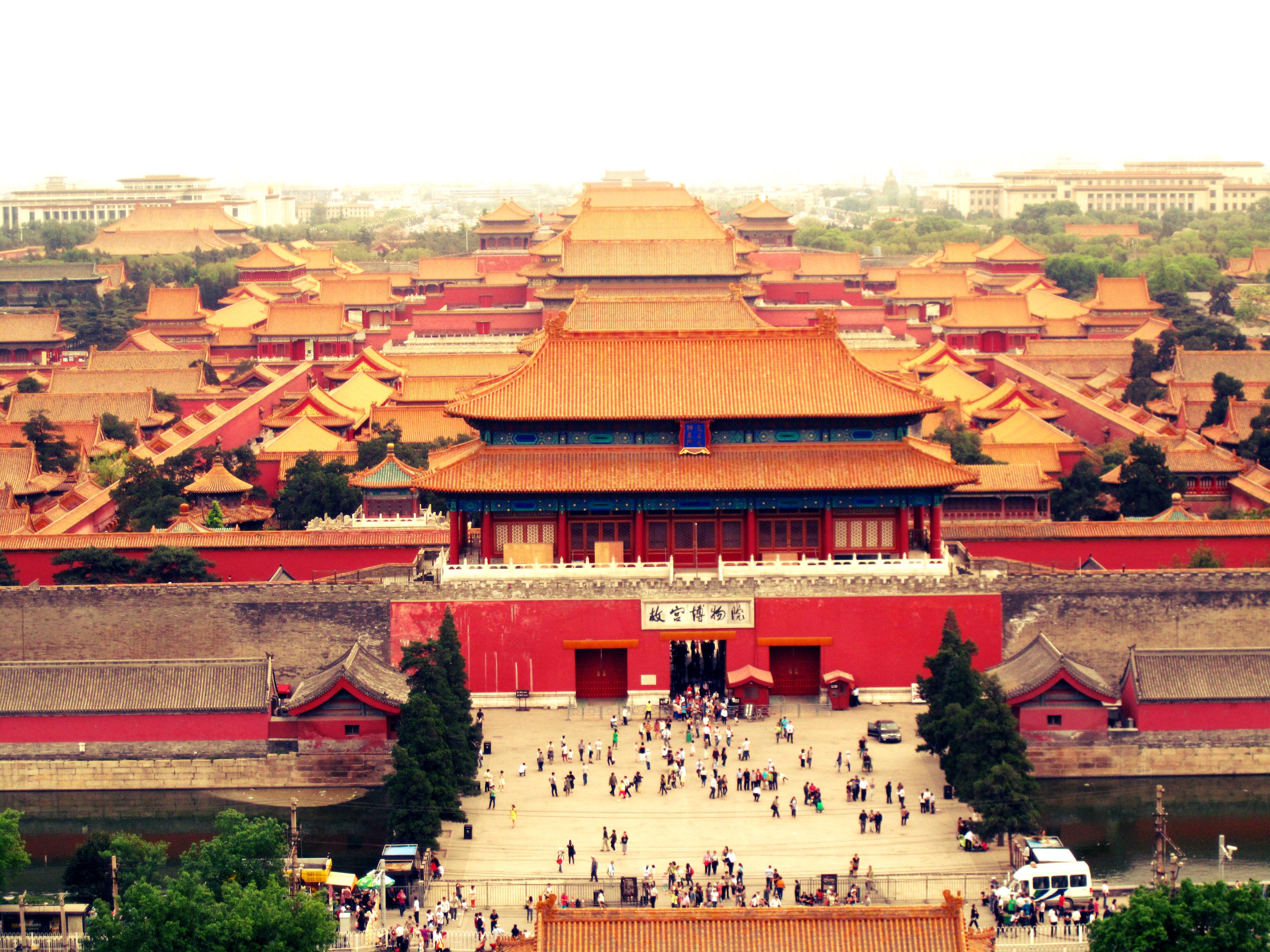 Forbidden Palace, Beijing